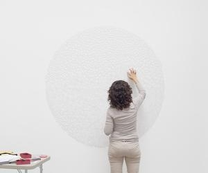 Rosana Castrillo Díaz Manipulates Paper to Create Muted Yet Luminous Forms