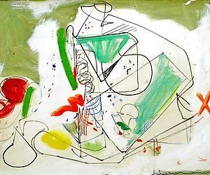 Hans Hofmann Paints A Picture