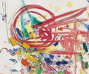 Hans Hofmann: Real, and Caporael