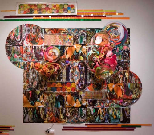 Judy Pfaff | 'Sculptors ReCollected' at College of Saint Rose's Massry Gallery