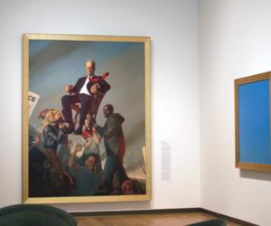 Bo Bartlett at the Mennello Museum of American Art, Orlando, FL