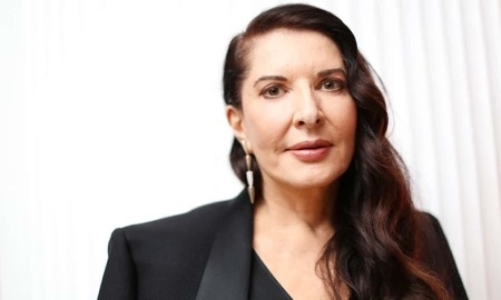 Marina Abramović: 'I am not interested in small questions'