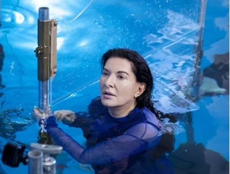 Save the Planet—and Marina Abramović's Avatar—From Rising Water Levels in the Artist's First Virtual-Reality Work