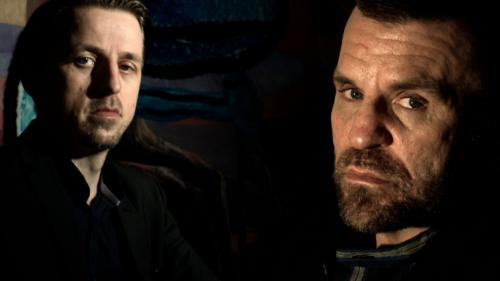 Sverre Bjertnes og Bjarne Melgaard: Når to kunstnere kolliderer