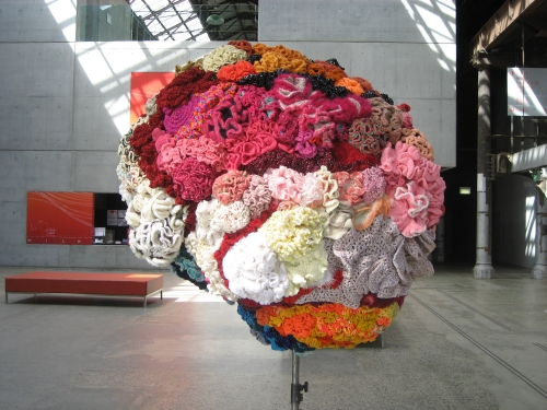 Charlotte Haywood The Collective Mind, 2010 Carriageworks.