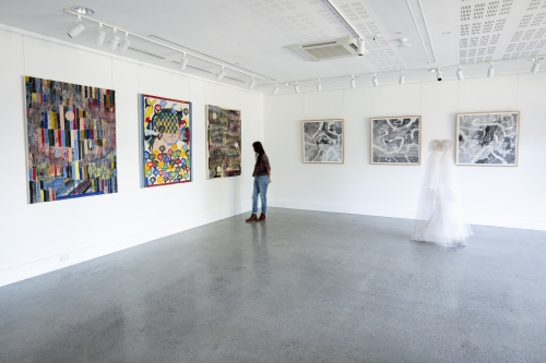 Lone Goat Gallery featured in Art Edit Magazine