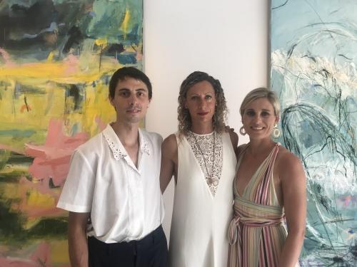 Andjana Pachkova, Matthew Gorgula, Alexandra Mowday