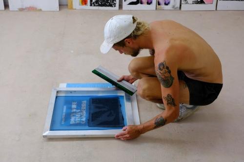Jacob Boylan Studio Visit