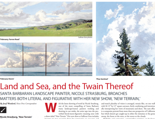 Land, Sea, and the Twain Thereof
