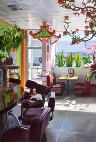PATRICIA CHIDLAW, Rice Bowl Cafe, Lompoc, 2020