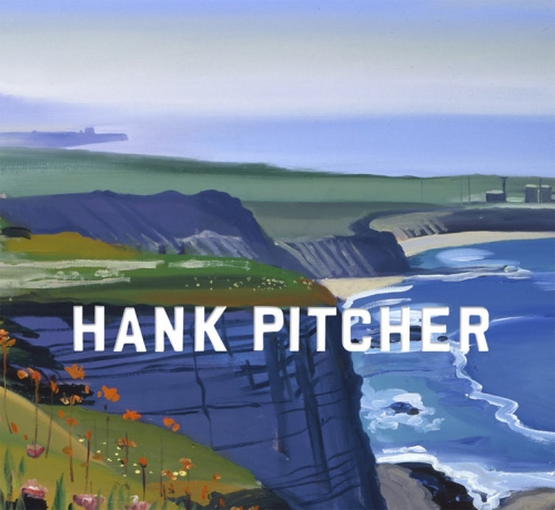 New Book Published about CCS Art Faculty Hank Pitcher (Art '71)