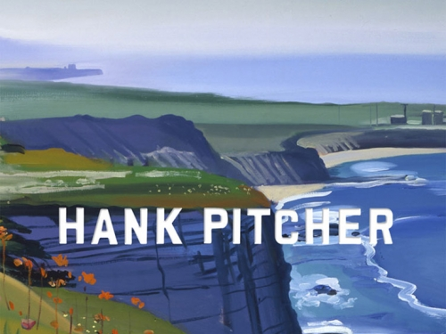 HANK PITCHER BOOK