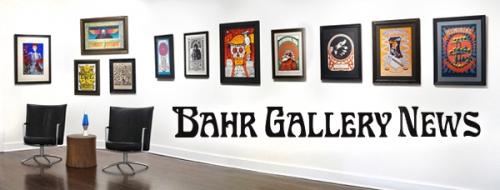 Bahr Gallery News Issue 1