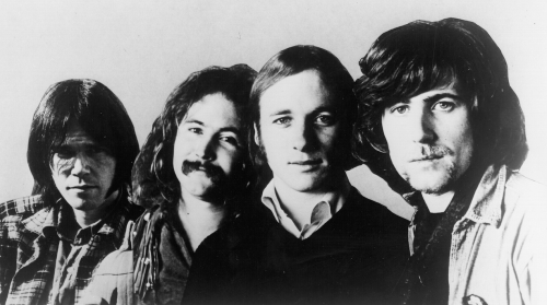 Crosby, Stills, Nash, & Young