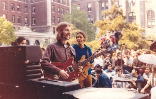 Grateful Dead, Columbia University, 1968. Yeah.
