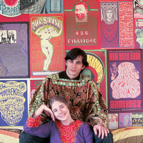 The Father of the Psychedelic Poster Movement