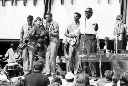 Blues and Jazz Artists