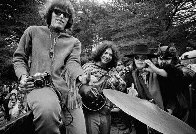 Haight Ashbury Photo Shoot 1967 or so, with Morning Dew