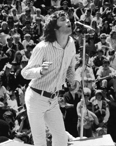 The Doors, June 1967, Mt. Tam