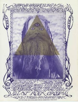 Human Be-In January 14, 1967, San Francisco