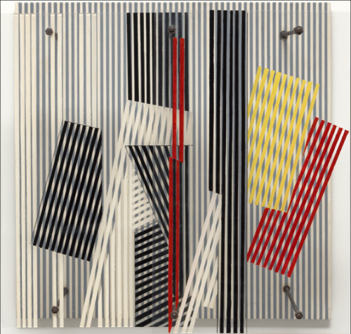 Carlos Cruz-Diez, Gego, Alejandro Otero, and Jesús Rafael Soto among others