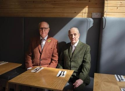 Gilbert & George: East Enders