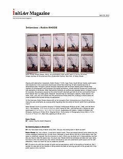 initiArt Magazine