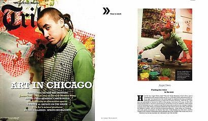 Chicago Tribune Magazine
