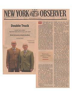 New York Observer: Gallerist NY