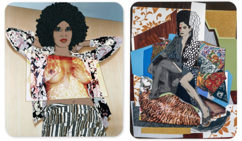 Figuring History with Robert Colescott, Kerry James Marshall and Mickalene Thomas