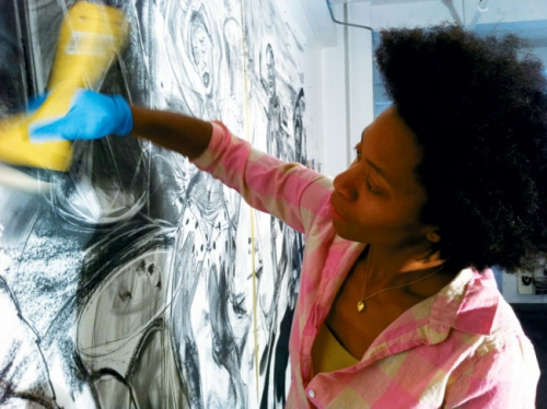 In the Studio: Kara Walker