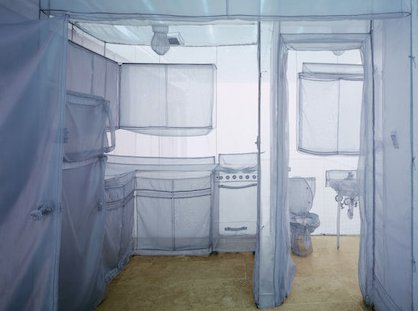 Brooklyn Museum Acquires Fabric Recreation of Do Ho Suh's Chelsea Apartment