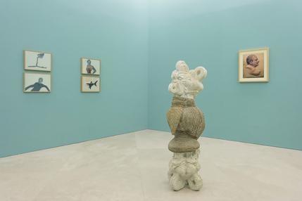 """Roberto Cuoghi """"PERLA POLLINA, 1996–2016"""" at MADRE, Naples"""