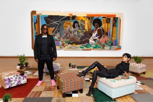 "Mickalene Thomas on ""Figuring History"""