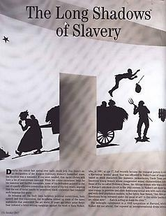 The Long Shadow of Slavery