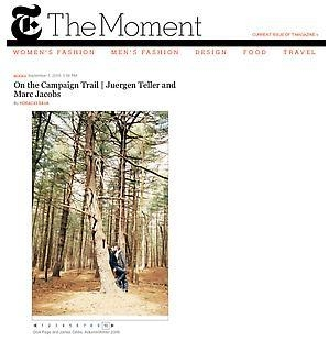The Moment: The New York Times Blog