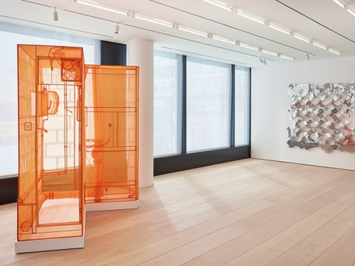 Lehmann Maupin's New Peter Marino–Designed Gallery Opens in Manhattan