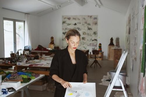 Dream weaver: artist Liza Lou on the teamwork behind her beadwork