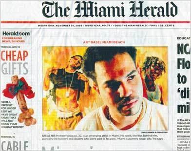 Michael Vasquez - Miami Herald