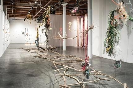 Cecilia Vicuña: About to Happen at Contemporary Arts Center New Orleans