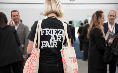Even as Brexit Looms, Galleries Notch Sales on Frieze London's Opening Day