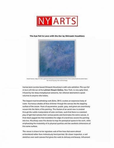 NY Arts