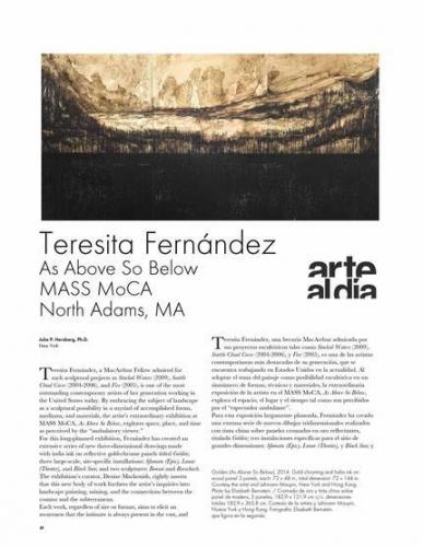 Arte al Dia International