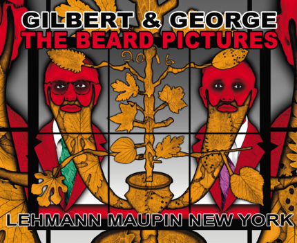 Book Signing: Gilbert & George, THE BEARD PICTURES