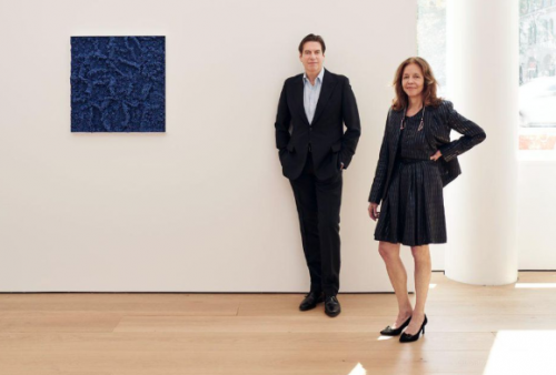 Rachel Lehmann And David Maupin Discuss New Chelsea Flagship, Their Drive For Equality In Art