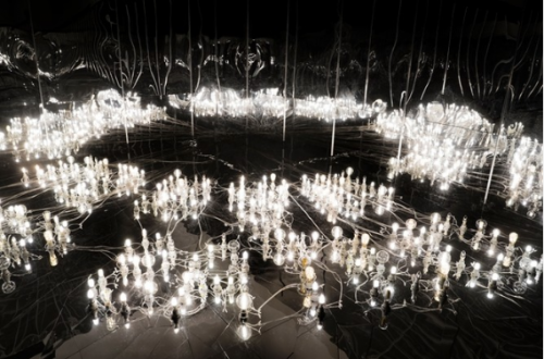 Lee Bul at Hayward Gallery, London