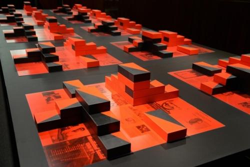 Patrick Hamilton @ Museo Nacional de Arte Reina Sofía, Madrid