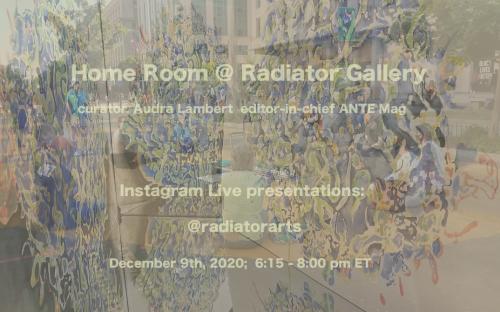Video Performance by Michal Gavish on Instagram Live: December 9th, 6:15-8:00 pm ET