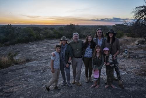 Banovich Homann Family