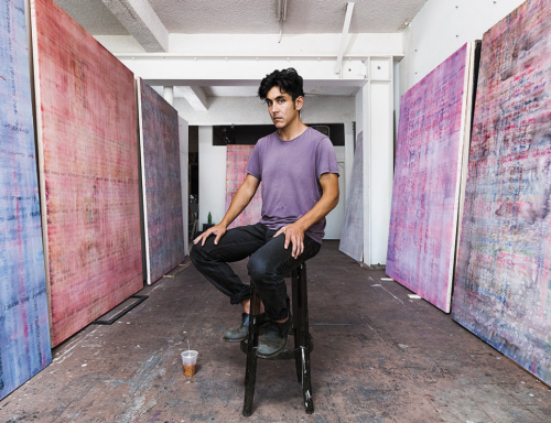 Dashiell Manley: 8 Emerging Artists to Watch Right Now